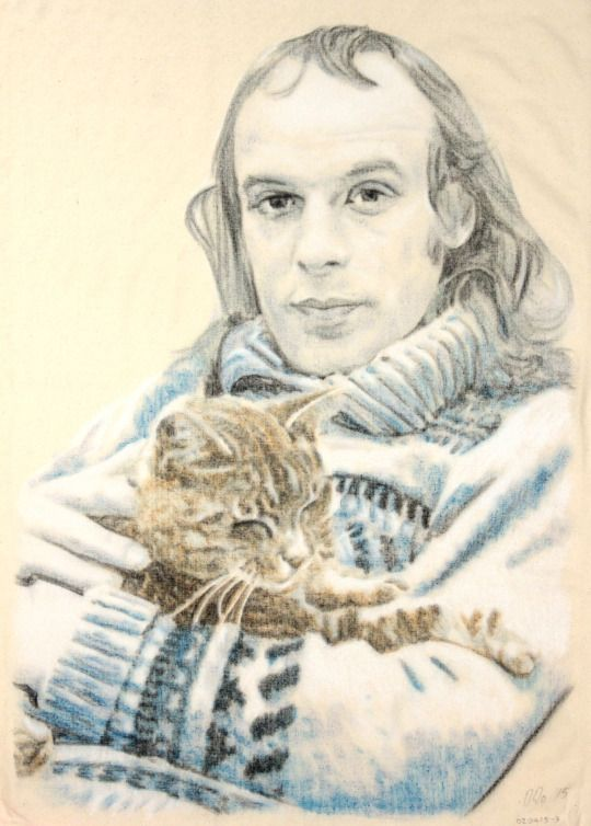 Eno & cat