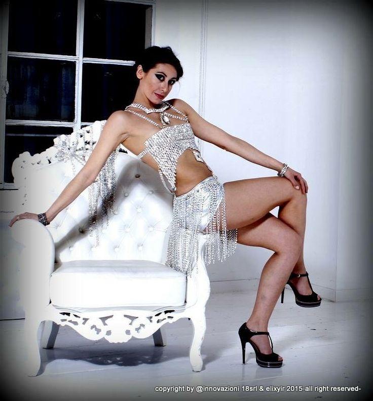 Un Mundo De Cristales — El amor cristalino  Mira la elegancia, la belleza...