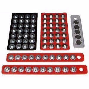 Magnetic Socket Holder Set Tool Box Liner Organizer Mountable Tool Workshop Gift