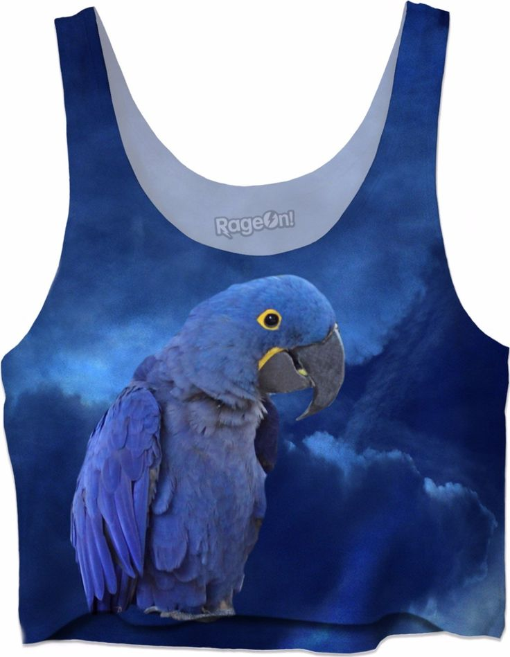 Check out my new product https://www.rageon.com/products/hyacinth-macaw-crop-top?aff=BWeX on RageOn!