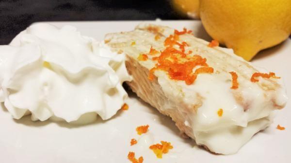 Receta de Marquesa de limón