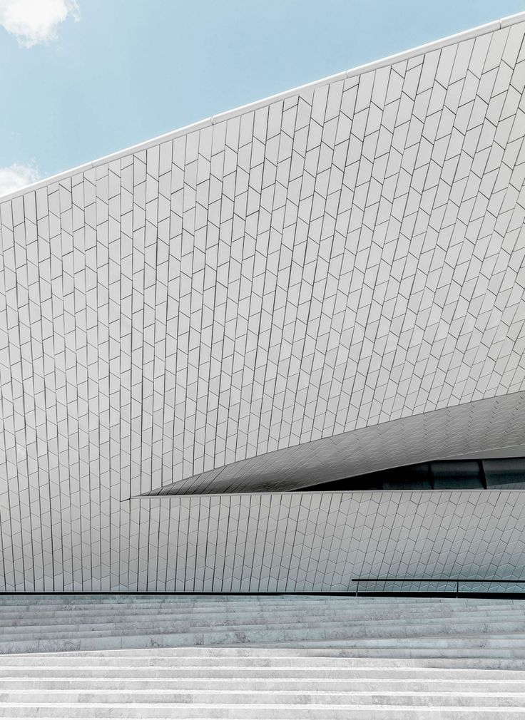 joel filipe explores geometric surfaces of the MAAT museum in lisbon
