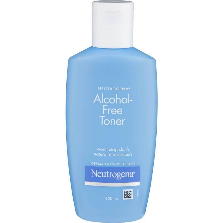Neutrogena Toners Alcohol Free image