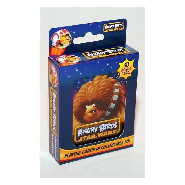Angry Birds - Star Wars kártya - 3 éves kortól - Egyszerbolt Társasjáték Webáruház
