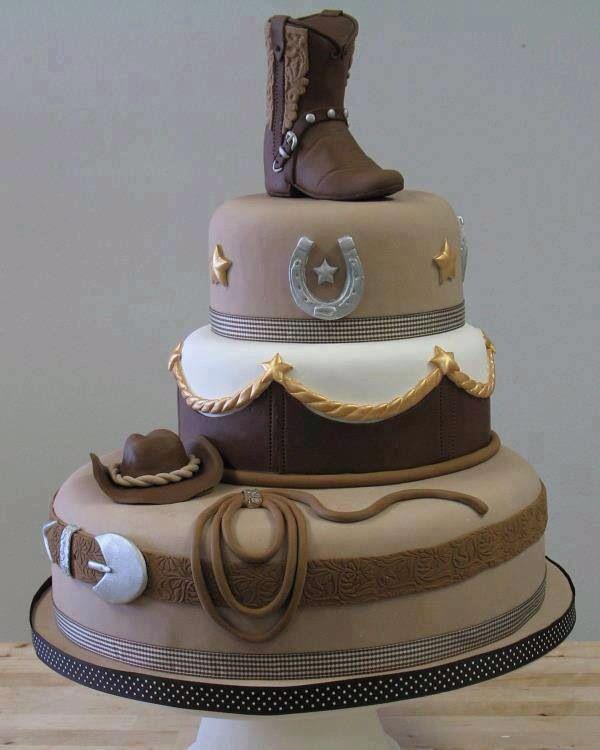 Western cake.