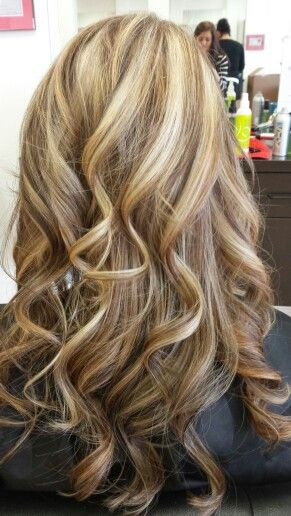 Highlights And Lowlights Hair Pinterest Hair Style