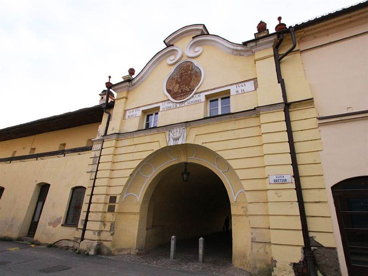 Floriánova brána, časť mestských hradieb, Prešov