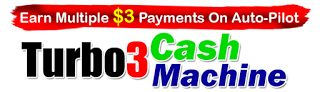 Out of Option Cash Programs: Turbo $3 CashMashine your Business-In-A-Box