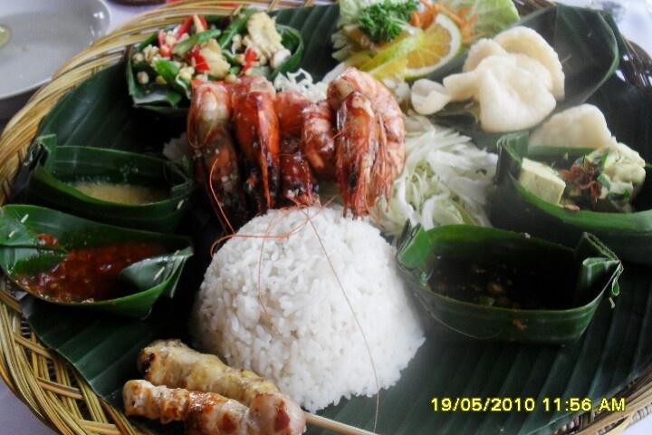 Balinese food...