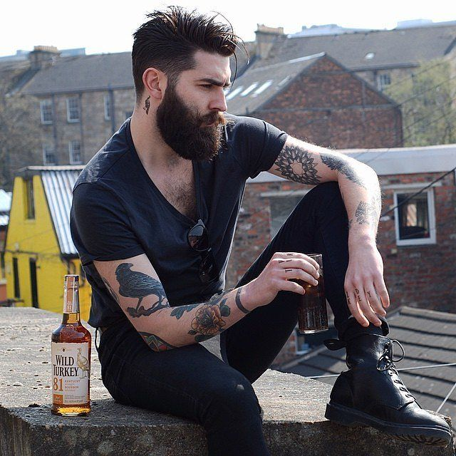 What do you think about the lumbersexual trend?