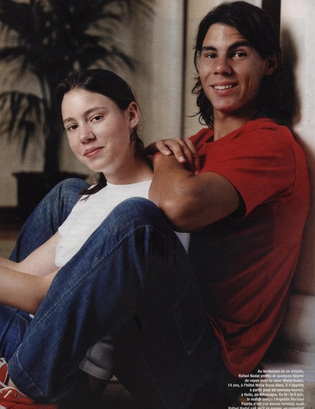 47 best images about Nadal Family on Pinterest