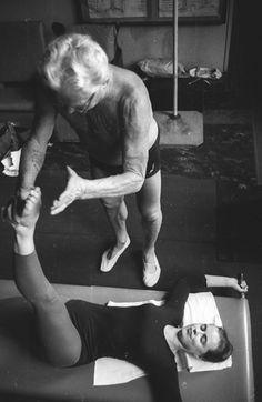 15 frases de Joseph Pilates, aún vigentes | Fuente Pilates