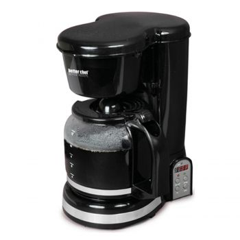 Better Chef 12-Cup Digital Programmable Coffeemaker