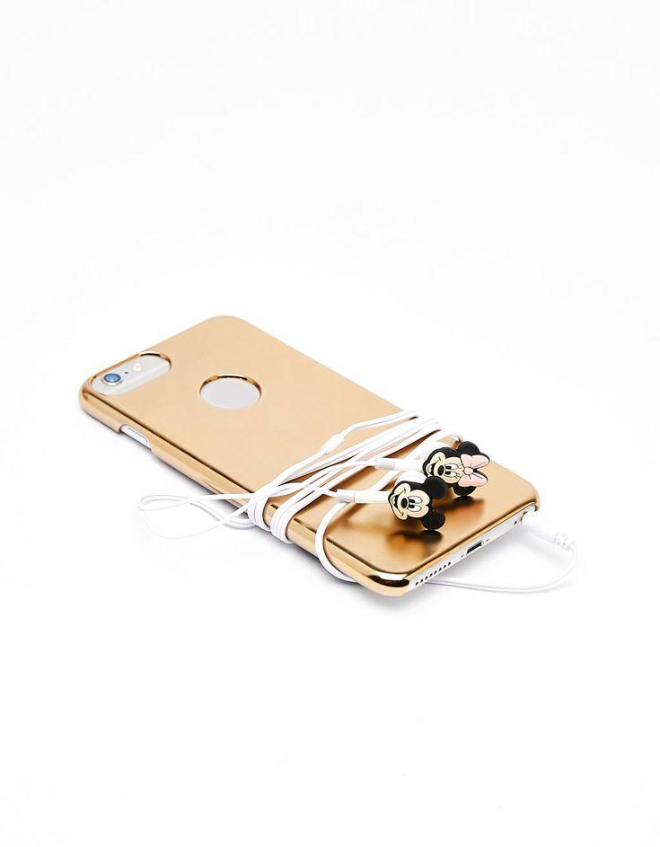 Écouteurs Mickey/Minnie - Accessoires tablette & téléphone portable - Bershka Belgium