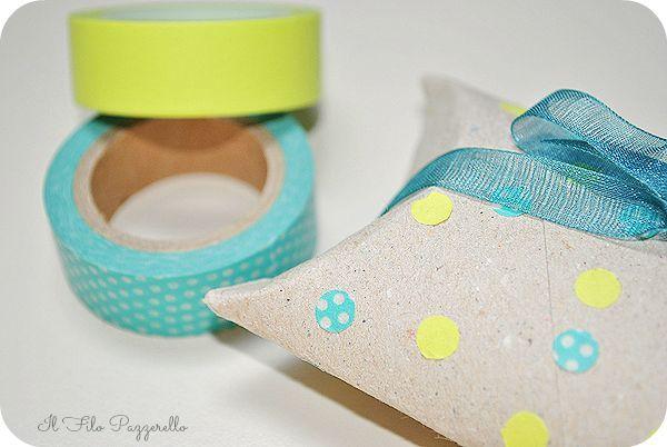 DIY Gift box di recupero | Il Filo Pazzerello!