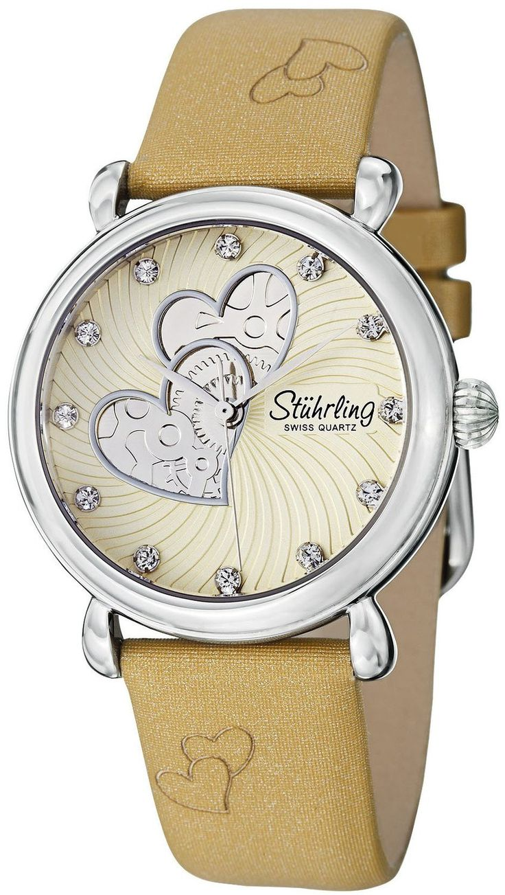 Reloj Stuhrling Original Amor Afrodita Cordelia de cuarzo suizo | Antes: $885,000.00, HOY: $221,000.00