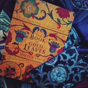 Exotic reads: The Book of Gold Leaves by Mirza  Waheed #decitit