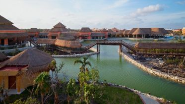 Grand Palladium White Sand resort, Mayan Riviera, Mexico #allinclusive #vacation