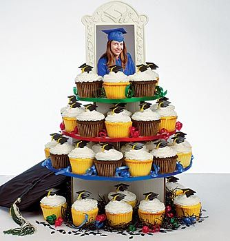 cute idea  your NEVER to old for a cupcake