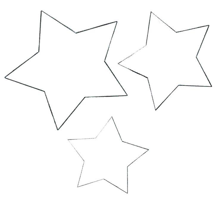 Vorlage 3D Sterne 387 Malvorlage Stern Ausmalbilder