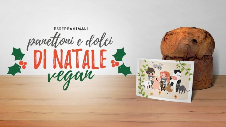 Panettone Essere Animali 750gr 18€