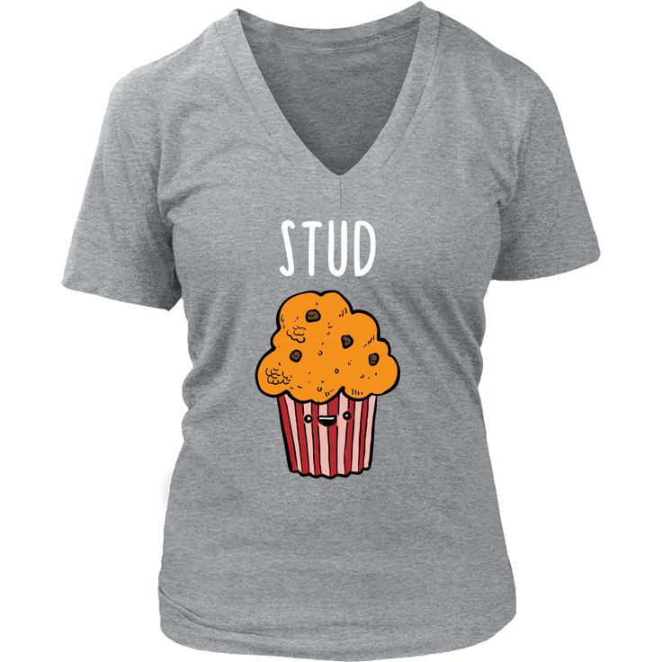 Stud Muffin Funny T Shirt