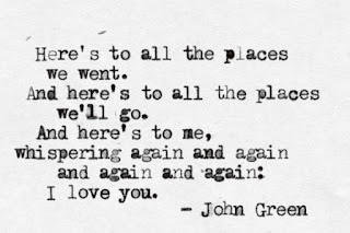 love this from Turn Around And Say Hello