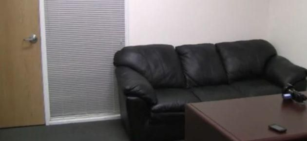 Casting Couch Black Leather Sofas Home Decor