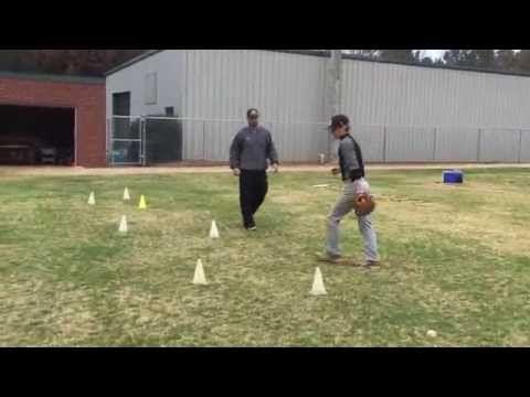 Top Infield Drill #2 - Process! - By Winning Baseball - YouTube