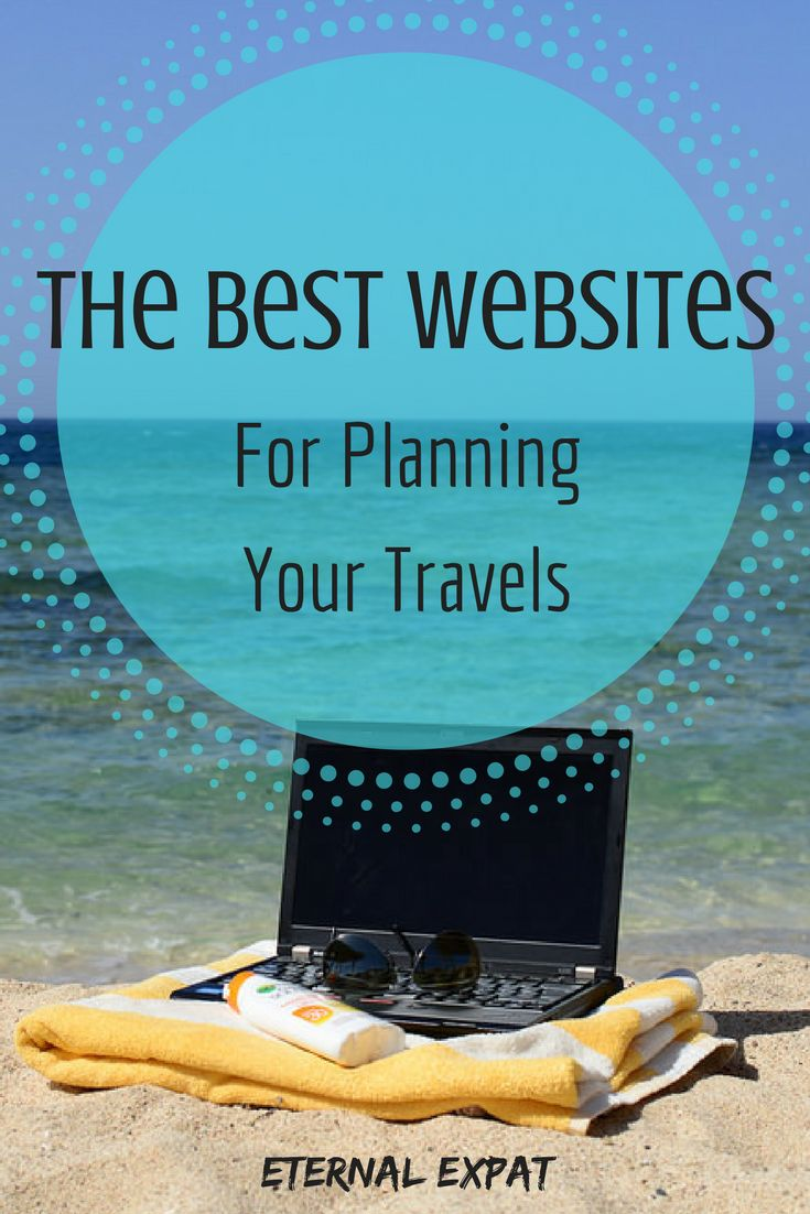 A complete breakdown for planning your travels - what websites to use and how to get started traveling more in 2017!