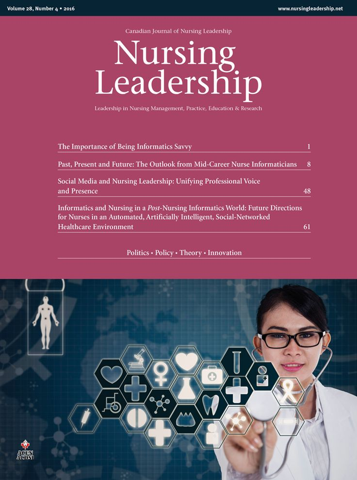 nursing leadership and management Leadership, whether it is nursing, medical or healthcare leadership, is about knowing how to make visions become reality the vision that many nurses hold dear to.