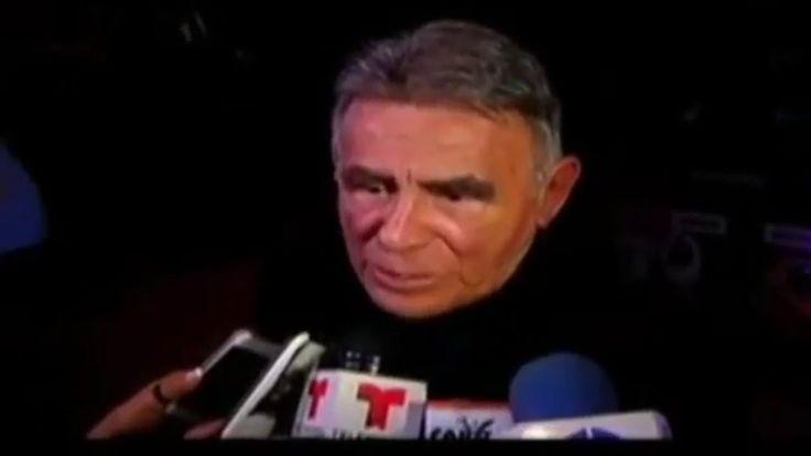 """Socios de """"El Chapo"""" están en el gobierno: Héctor Suárez"""
