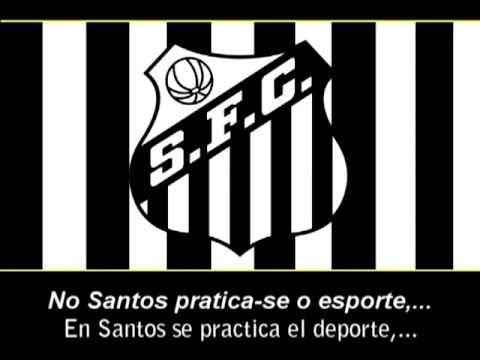 Hino do Santos (Letra) - Himno de Santos F.C (Letra)