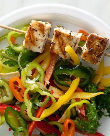 Smoky Paprika Shrimp Skewers Recipe — Dishmaps