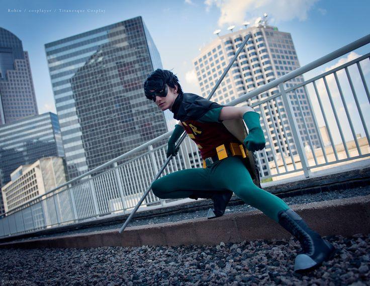 Character: Robin Cosplayer: Titanesque Cosplay Series: DC Comics Photo by: Majin Buchoy