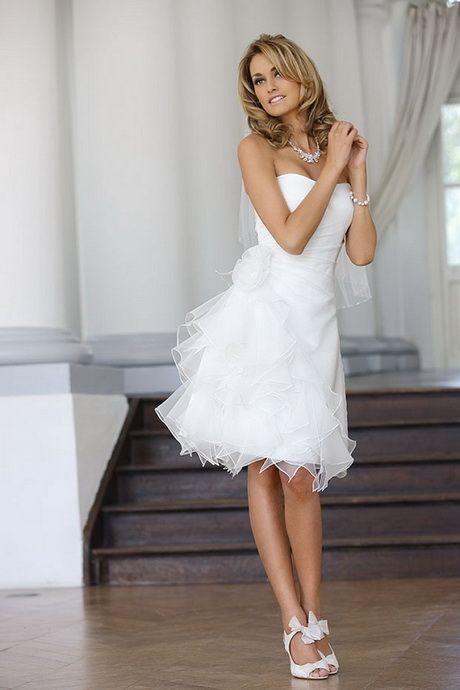 8 best brautkleid kurz images on Pinterest | Bridal dresses, Wedding ...