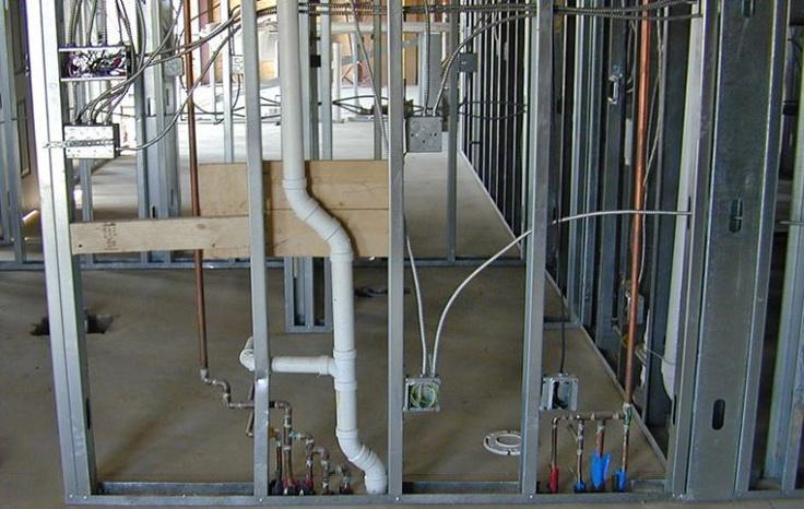 Image Detail for - Kodiak Steel Homes | Interior Framing Photo Gallery