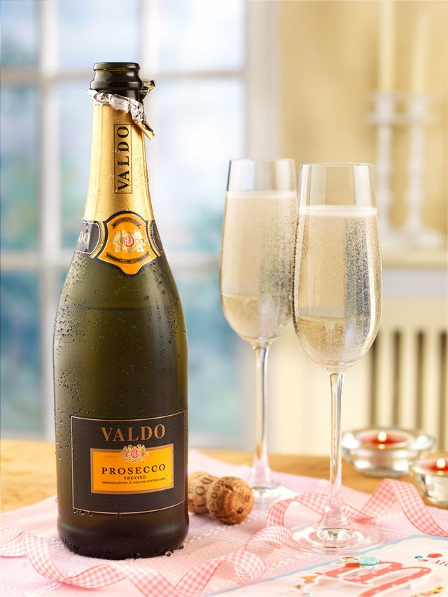 Celebrate this Mother's Day and raise a glass of Valdo Prosecco Treviso Doc Extra Dry