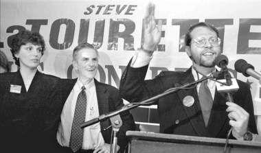 Steve LaTourette: A timeline