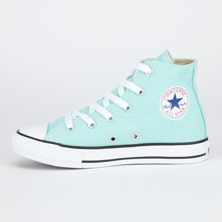 CONVERSE Chuck Taylor All Star Hi Girls Shoes 208520523 | Sneakers | Tillys.com (that i call CUTE!!!)