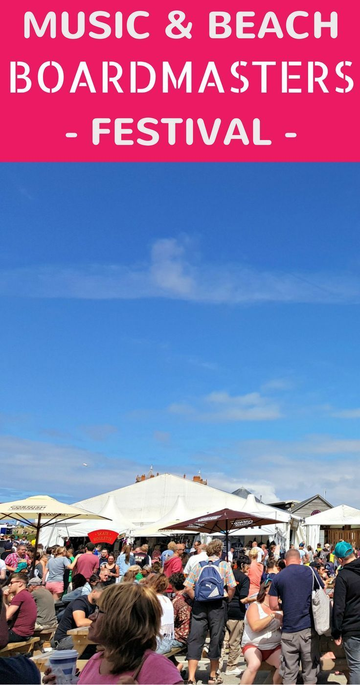 Boardmasters is a music and surfing festival in Newquay in Cornwall, the UK. Along the Cornish bays and beaches, festival goers strut fashionable outfits while enjoying the relaxed. Find out all about Boardmasters by clicking.