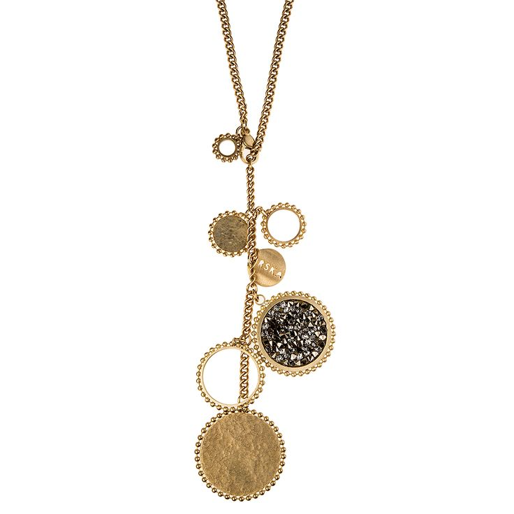 Necklace from RAY collection by Anna Orska.