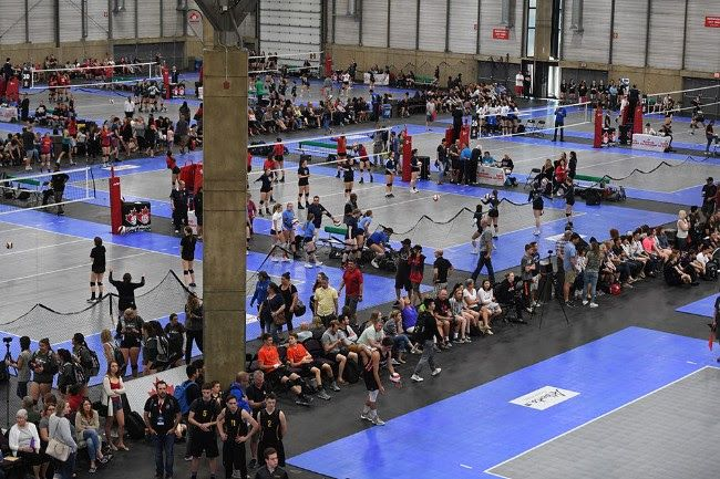 Volleyball Canada Mega Nationals Event Wraps Up In Edmonton Volleyball National Youth Volleyball