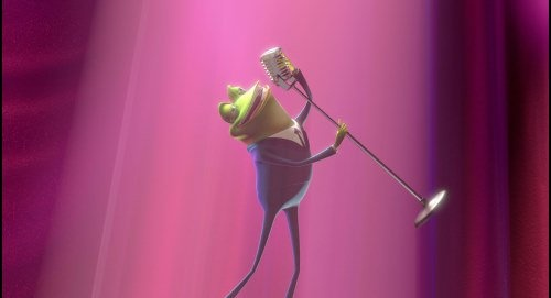 meet the robinsons frogs singing lyrics