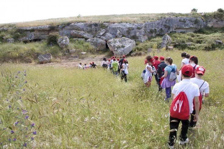 Alla scoperta delle lame e degli insediamenti rupestri nel Parco delle Dune Costiere