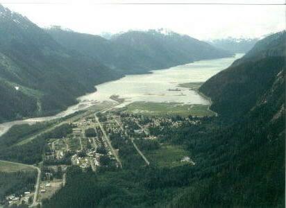 Stewart, British Columbia & Hyder, Alaska - information for visitors