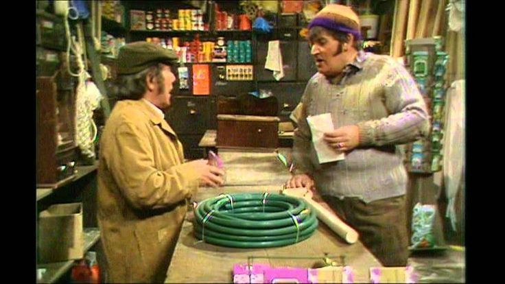 The Two Ronnies. Four Candles [HD]