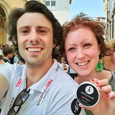 LauraAglio parla di #TEDxPadova su Instagram Dalla #California a #Padova si fanno passi da gigante! Bravi #chefyouwant #tedxpadova #domaniora #chef #apetime #aperitivo #birra #birraantoniana #beer #maifermi #startup #startupinnovativa