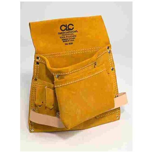 CLC® 8 Pocket Carpenter's Nail & Tool Bag (I823X) - Ace Hardware