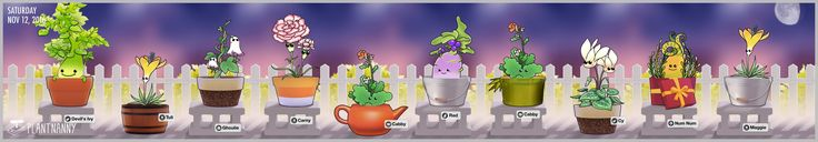 Cheeeeeese~~! Check out my lovely garden! Get yourself a plant at http://fourdesire.com/outer_link?url=http://itunes.apple.com/app/id590216134&l=en_US&m=5826B966